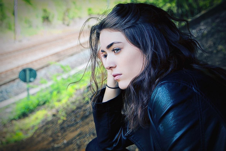 девушка после противоугревой терапии фото