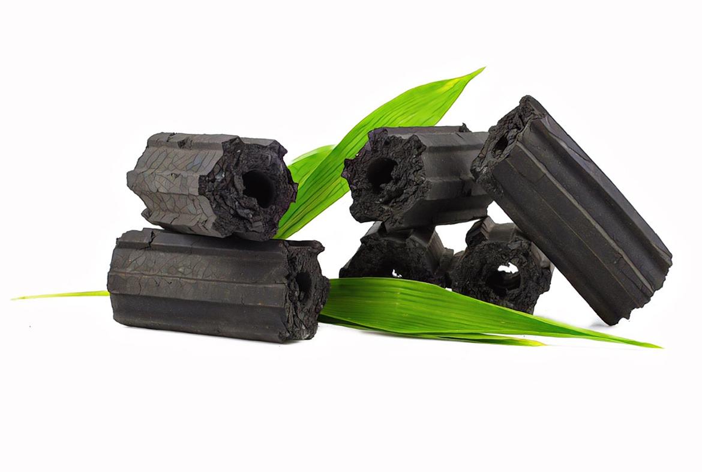 сухая черная глина