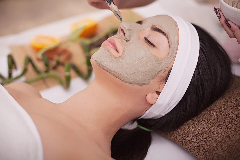использование масок для сухой кожи